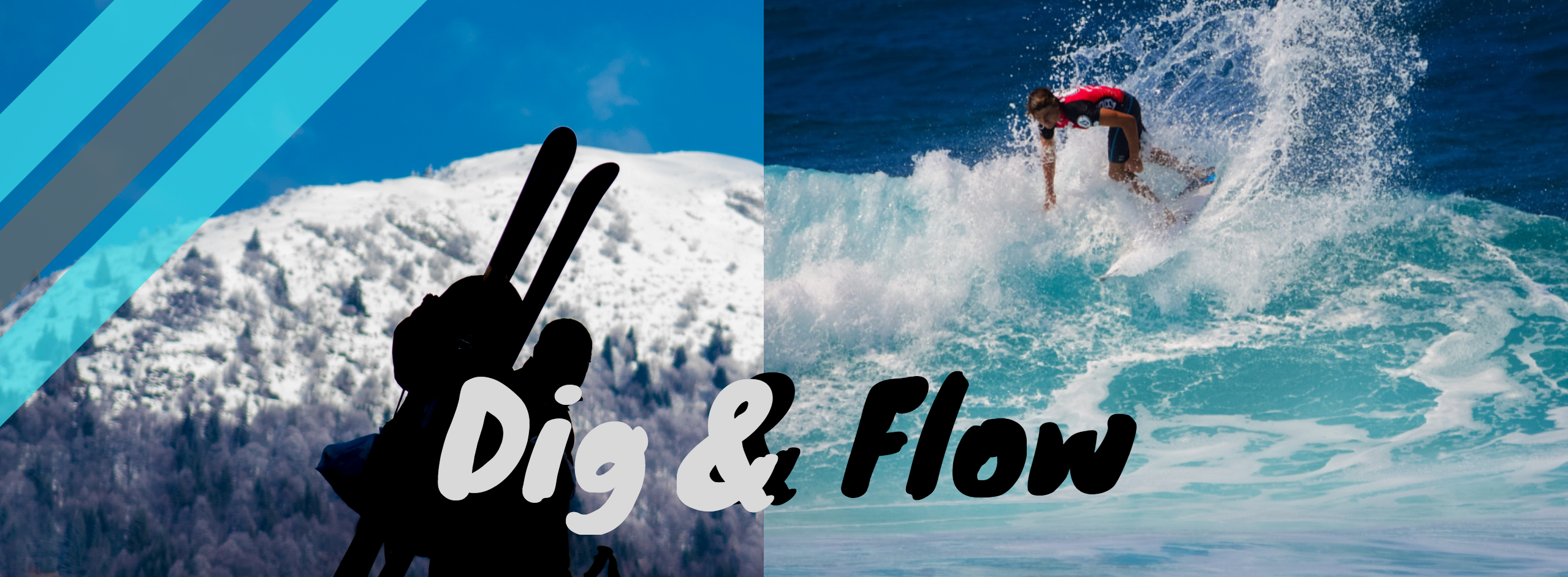 Dig and Flow
